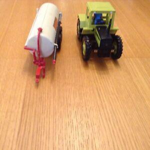 BRITAINS FARM MB TRAC & TANKER