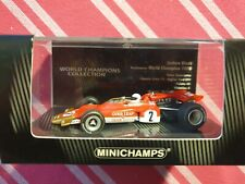1/43 1970 F1 World Champion Collection - Jochen Rindt - Lotus 72