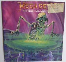 "MEGADETH - NO MORE MR NICE GUY 1989 7"" VINYL SINGLE SBK 4"