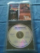 El Super Congo by Joe Arroyo (CD, Jul-1991 Sonotone Records)Ultra Rare CD
