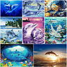 DIY Digital Oil Painting Paint by Numbers on Canvas Frameless Art Decor TIJ
