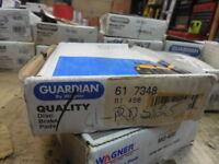 Rear Ceramic Brake Pads For 1991 1992-1996 Mercury Tracer Low Noise 4pcs//set