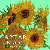 A Year In Art by Prestel (Hardback, 2016)