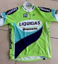 BIANCHI SANTINI Jersey Taglia 2XL Team Liquigas