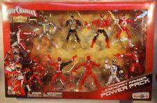 Power Rangers Mega Collection Exclusive Legendary Power Pack SPD Samurai 10 Figs