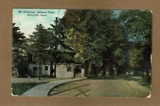 Knoxville,TN Tennessee, Melrose Place, Driveway used 1912