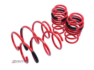 """MEGAN Lowering Lower Springs Drop 1.2"""" for Benz CLA250 FWD only 14-19 C117"""