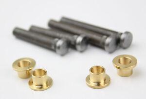 NEW FIT Nissan GQ Y60 PATROL Door Hinge Pins & Brash Bushing Repair Kit Bush