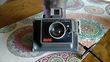 Polaroid Square Shooter Land Camera, T-handle Instant, Vintage W/ COLD CLIP