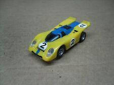 Aurora Afx Magnatraction #1973 Porsche 917 #2 Ho scale slotcar Racer
