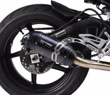 2017 Yamaha FZ-10 FZ10 Two Brothers S1R Slip On Exhaust - Black - Carbon Fiber