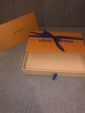 🎁 New Authentic Louis Vuitton New Edition Empty Gift Box + Envelope