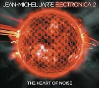 Electronica 2 The Heart Of Noise - Jean-Michel Jarre CD Sealed ! New ! 2016 !