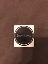 Evanescence Rare Getglue Promo Promotional Sticker Amy Lee synthesis fallen