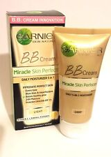 Garnier Skin Naturals BB Cream Miracle Skin Perfector. Light 50ml