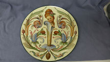 Franz Xaver Thallmaier Hand Painted Plates Germany