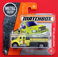 MATCHBOX 2017  FREIGHTLINER M2 106   85/125   NEU&OVP