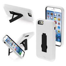 Fundas y carcasas Para iPhone 7 color principal negro de silicona/goma para teléfonos móviles y PDAs