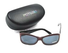5475c96343c02d MISSONI MI51203 58 X 17 X 125 DARK RED LUXURY WOMEN SUNGLASSES MULTI COLOR
