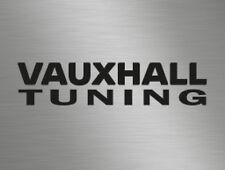 Vauxhall Tuning Car Vinyl Decals Stickers, Race, Van, Door Stack, Window corsa