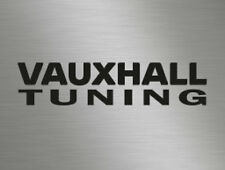 VAUXHALL auto Tuning Vinile Decalcomanie Adesivi, Race, FURGONE, PORTA PILA, finestra Corsa