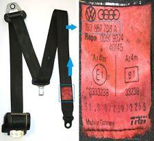 VW Golf MK2 Seatbelt conducteur côté droit avant/ceinture 193 857 706 a