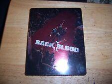 Back 4 Blood Steelbook Best Buy Exclusive Brand New