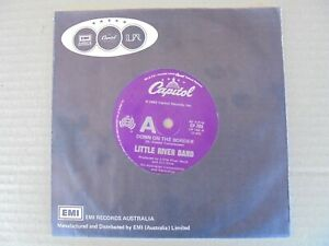 Little river band down on the border 45RPM   (Very Good Condition)