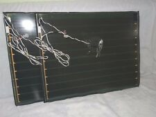 2 infrared heating panels