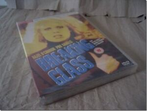 BREAKING GLASS - HAZEL O'CONNOR UNCUT REMASTERED dvd UK RELEASE NEW FACTORY SEAL