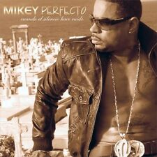 Mikey Perfecto - Cuando El Silencio Hace Ruido [New CD]