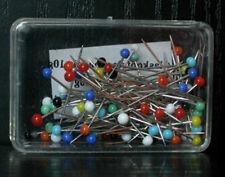 331206 Klöppeln Nadeln Nadel Glaskopfstecknadel Schneider Stecknadeln 10g