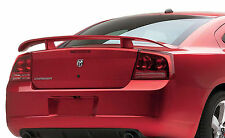 DODGE CHARGER FACTORY STYLE UNPAINTED REAR WING SPOILER 2006-2010