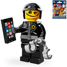 LEGO 71004 MINIFIGURES THE LEGO MOVIE SERIES #07 Scribble-Face Bad Cop
