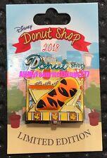 Disney Donut Shop Tigger Pin LE 3000