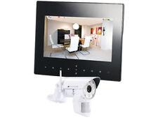 VisorTech DSC-720.mc Funk Überwachung 1 LED-HD-Kamera + Monitor Haussicherung