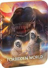 *NO DISCS!* Forbidden World (Limited Edition Blu-ray SteelBook Case) *CASE ONLY*