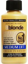 Jerome Russell B Blonde Cream Peroxide 30 VOL 9% Peroxide 75ml