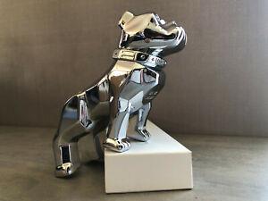 Brand New Genuine Mack Trucks Chrome Full Sized Bulldog Bonnet Mascot Statue