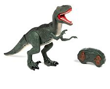 World Tech Toys Dino World Remote Control Velociraptor