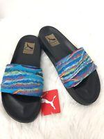 Puma Coogi Leadcat Slides Size 9 Island Paradise Women's Sandals 367507 01