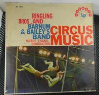 Ringling Brothers And Barnum & Bailey Circus – Circus Music (Harmony HL 7025)