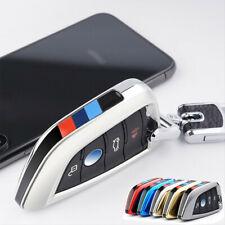 M Style Car Key Fob Case Cover Holder For BMW X1 X2 X3 X4 X5 X6 F15 F16 F48 G30