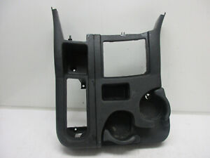 03-05 Dodge Ram  2500 3500 6 Speed 4X4 Floor Console Shifter & Cupholder GREY