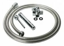 CleanStream Shower Enema douche System with 2 Nozzels water Valve and 6ft hose