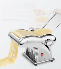 110V Electric Dumpling Dough Skin Noodles Pasta Maker Machine Automatic 135W