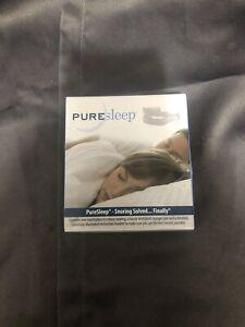 PureSleep Anti-Snoring Mouthpiece – Helps Stop Snoring – The Original Anti-Snori