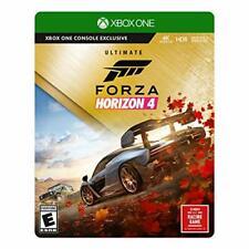 Forza Horizon 4 Ultimate Edition (Xbox one) NO DISC, READ DESCRIPTION