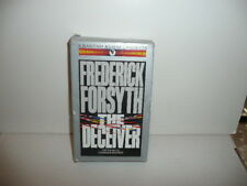 The Deceiver by Frederick Forsyth (1991) Audiobook Cass