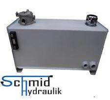 Hydrauliktank 40 Liter Hydrauliköltank